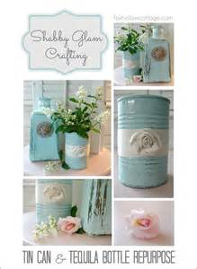 Tin Home Decor 25 Diy Shabby Chic Decor Ideas For Who The Retro Style Diy Projects