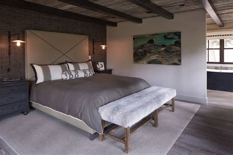 modern rustic bedroom tahoe modern rustic bedroom san francisco by artistic designs for living tineke triggs