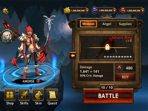 game rpg ringan mod apk hack blade warrior hd epic 3d rpg all versions