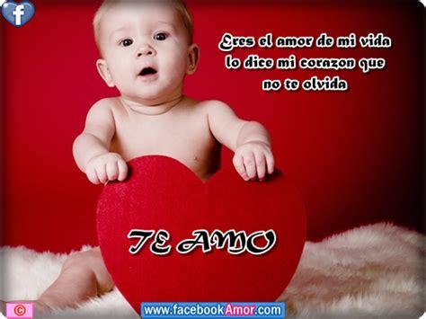 imagenes de amor de niños animados con frases bonitas frases de amor para facebook im 225 genes bonitas