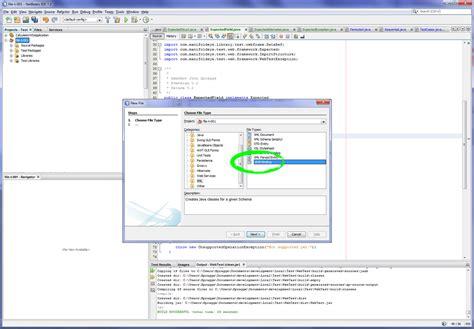 jaxb tutorial reading xml file using jaxb with netbeans the hello world exle