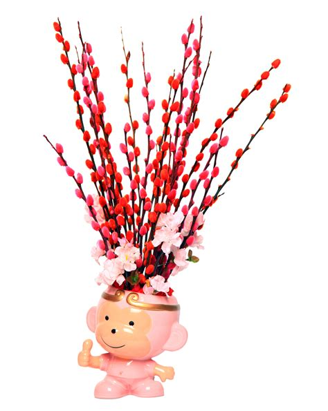 new year flower vase cny plants from the classic to the home design