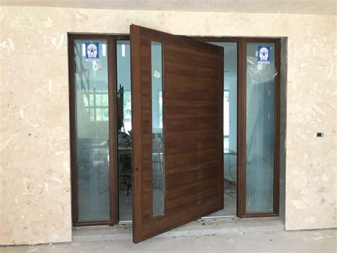 glass entry doors in south florida impact pivot doors florida hurricane pivot doors siw