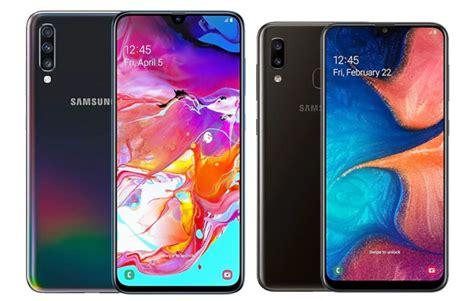 Samsung Galaxy A80 Price In Japan by The New Samsung Galaxy A70 With 3 Rear Lenses Will Cost Just S 498 When It Hits Stores Tomorrow