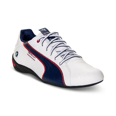 sneakers for lyst nyter bmw sneakers in white for