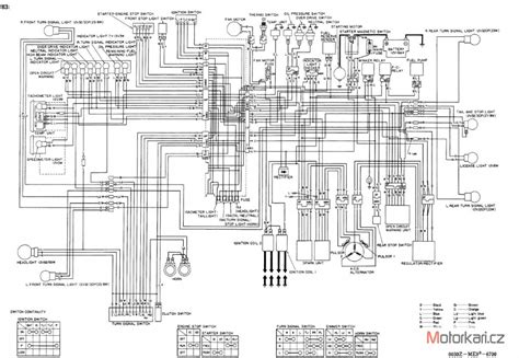 1986 honda shadow vt1100 wiring diagram wiring diagram