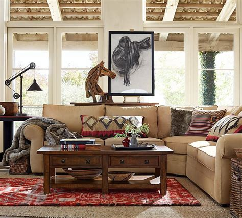 pottery barn photos say hello to pottery barn s performance fabric collection