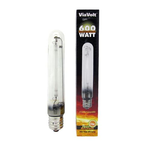 400 watt high pressure sodium l 600 watt hps lumens life with a high lumen output and low
