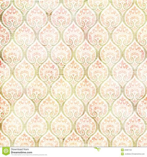 repeating pattern photography vintage grungy damask repeating pattern stock photography
