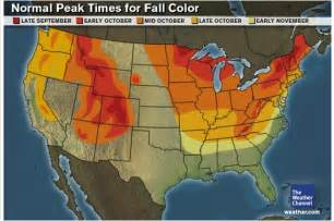 top spots in the usa for fall foliage