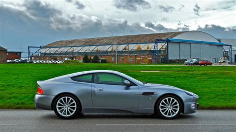 Aston Martin Vanquish For Sale Used by Used 2001 Aston Martin Vanquish For Sale In