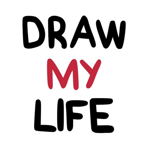 my life draw my life youtube