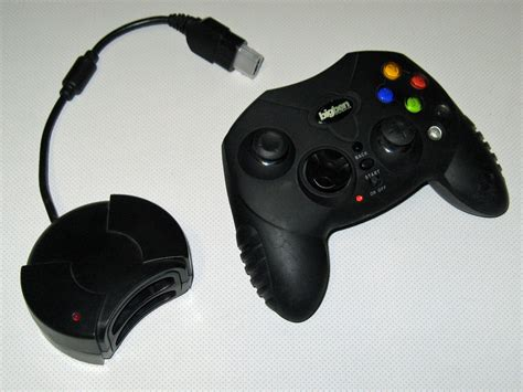 file xbox bigben wireless controller with receiver jpg