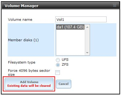 format zfs file system download freenas file system ufs or zfs free software