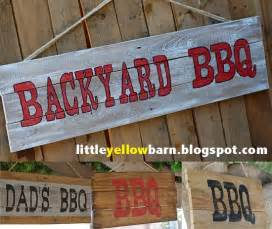 14 best images about bbq signs on wooden signs