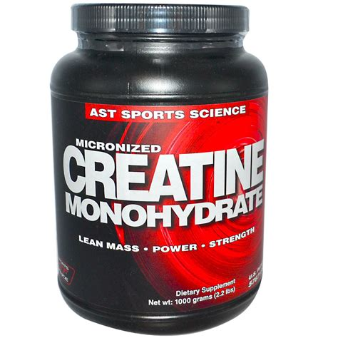 creatine a must creatine monohydrate more about it page 5 of 5