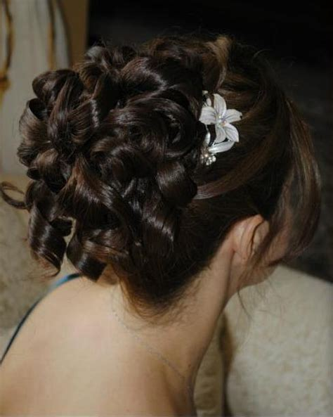 Indian Wedding Hairstyle Images For Long Hair