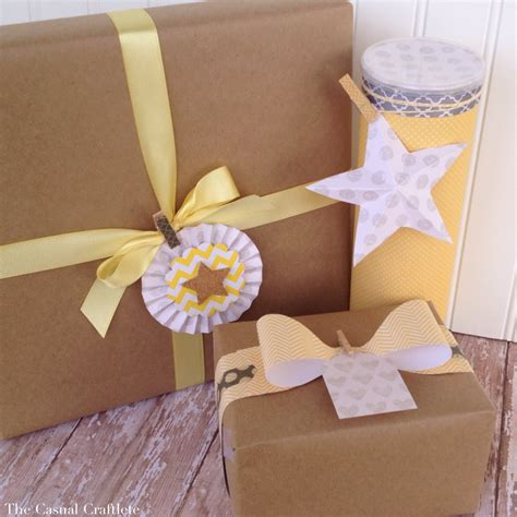 pretty gift wrapping ideas pretty gift wrapping ideas the casual craftlete a