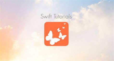 tutorial video swift free swift tutorials for apple s new programming language
