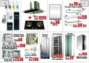Harga Kitchen Cabinet Harga Barangan Rumah House Hold Price Sz My Shop Zone Malaysia