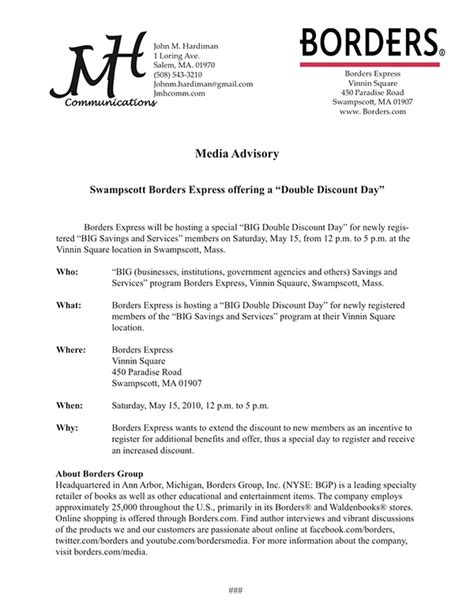 media alert template media advisory template 28 images media advisory
