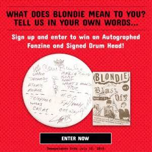Enter The Sweepstakes - enter the blondie sweepstakes blondie