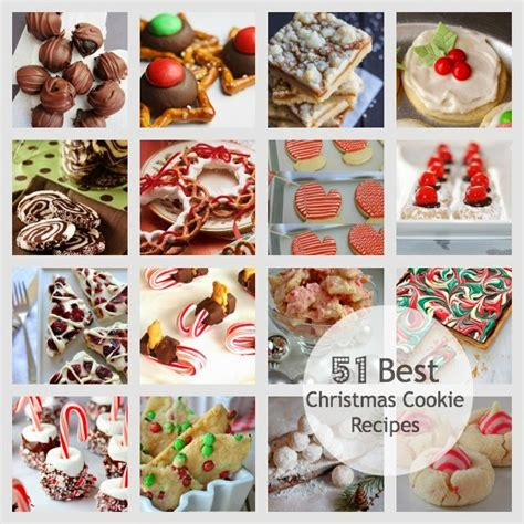 51 best christmas cookie recipes