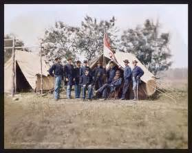 the color war colorized american civil war photos beautifully bring past