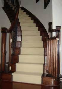 Stairs With Runners by Stair Runners Decosee Com