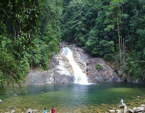 Air Di Malaysia 5 lokasi pelancongan mandi manda air terjun terbaik di