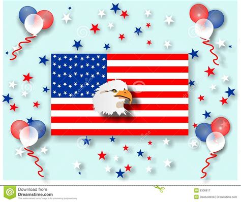 holidays and celebrations usa holiday celebrations stock vector image of military