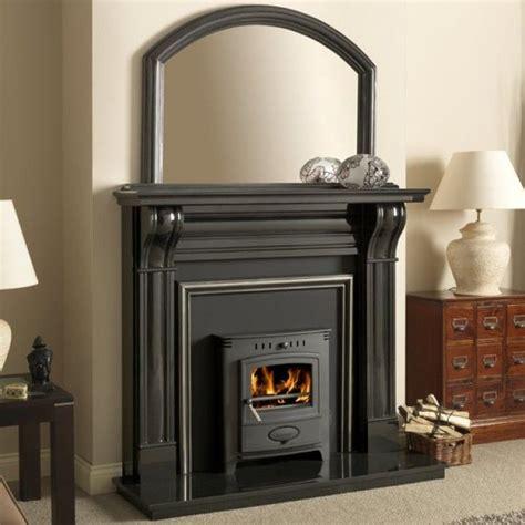 black granite fireplace surround dublin 60 inch corbel black granite fireplace surround