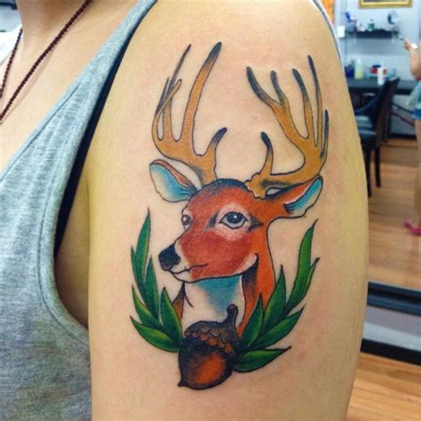 deer tattoo fail 65 nobel deer tattoo meaning and designs express your