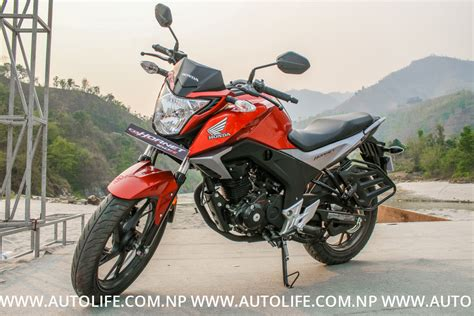 honda cb 600 price honda cb hornet 160r launched in nepal