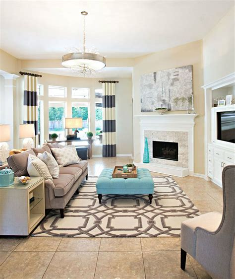 cream colored living rooms cream colored living room with pops of teal room decor