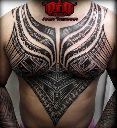 somoan tribal tattoo 20 grey ink best design golfian