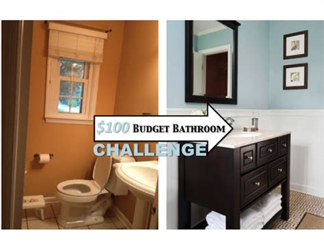 bathroom upgrades ideas two it yourself reveal 100 small bathroom makeover tons of ideas for inexpensive upgrades