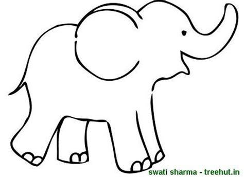 elephant ears coloring page elephant ears sheet coloring pages