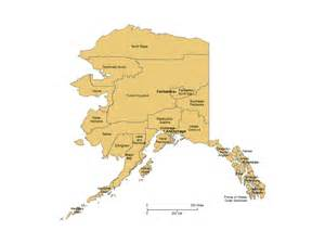 basic us map with major cities alaska counties major cities powerpoint map maps for