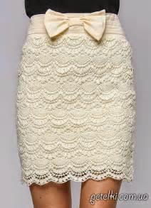 falda recta a crochet paso a paso patrones de bell 237 sima falda crochet crochet y dos agujas