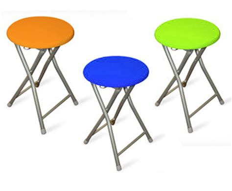 18 Folding Stool by Home Collections Multipurpose Folding Stool 12 X 18 Inches