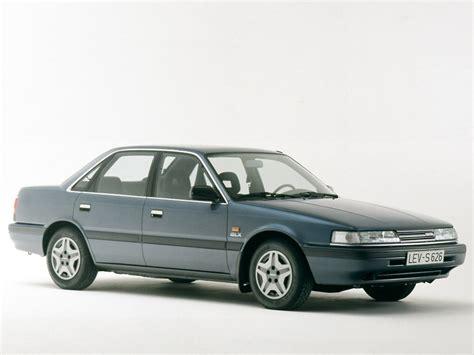 where to buy car manuals 1988 mazda 626 security system mazda 626 mk 3 sedan specs 1988 1989 1990 1991 autoevolution