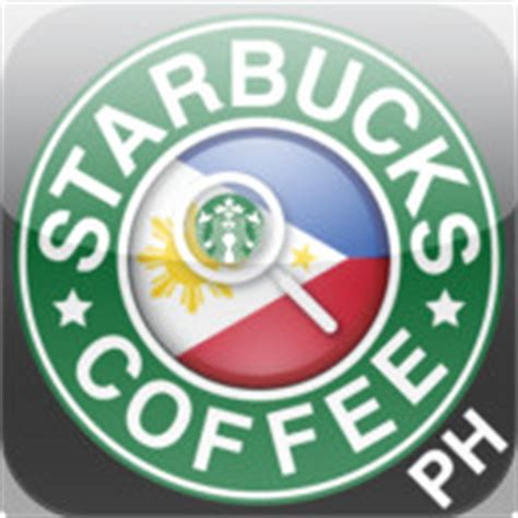 nearest starbucks philippines app for iphone
