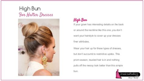 How To Wear Your Hair With A High Neck Dress | choosing hairstyle based on your dress neckline