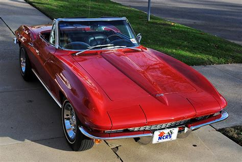 Corvette Sweepstakes - st bernard classic corvette giveaway is offering a 1967 corvette sting ray
