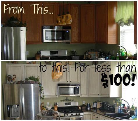 Kitchen Cabinet Transformations 17 best ideas about cabinet transformations on pinterest