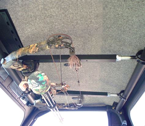 quickdraw overhead bow rack great day inc
