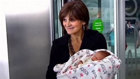 show picture of 62 year old woman spanish woman gives birth to third child at 62 ctv news