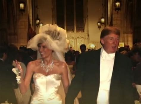 donald trump wedding melania trump wedding dress 2005 wedding dress collections