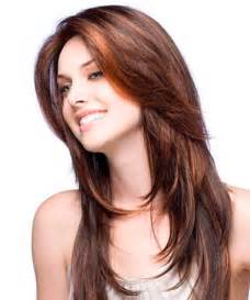 pics of hair with vertical layers hairstyles for long hair